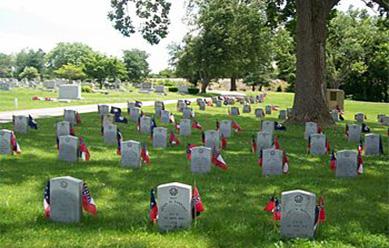 multiple graves